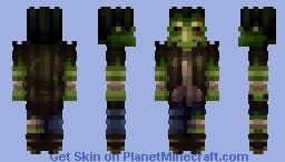 Frankenkind - Frankenstein's Monster - Benevolence Minecraft Skin
