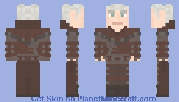 Grimmel The Grisly:How To Train Your Dragon 3 Minecraft Skin