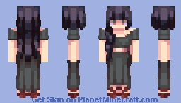 Incarnation Minecraft Skin