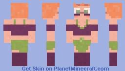 Leo (Goodbye to Halos) Minecraft Skin
