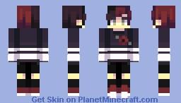 MOONCHILD Minecraft Skin