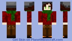 Autumn Cozy Minecraft Skin
