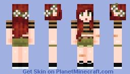 Zombeanie Default Skin Minecraft Skin