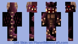ℜomto- The Dragon Minecraft Skin