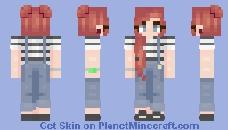 shannon [oc thing] Minecraft Skin