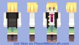 relief Minecraft Skin