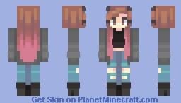 alyssum Minecraft Skin