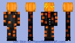 Jack Gourdon [Fortnite] Minecraft Skin