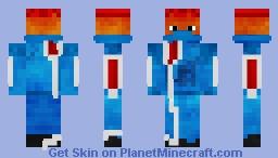 The Blur Minecraft Skin