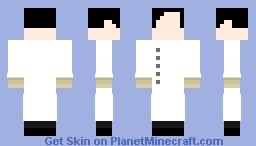Dr. Frankenstein Minecraft Skin