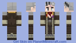 Tales From The Borderlands - Vallory Minecraft Skin