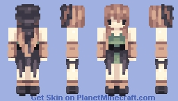 🎃 Day 22 🎃 [SKINTOBER 2018] -℘ø℘ℜεε£- Minecraft Skin