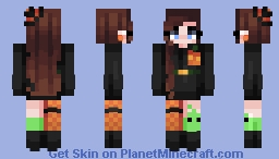 witches Minecraft Skin
