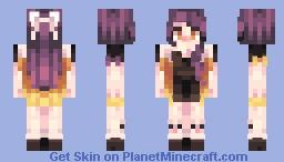 marryween Minecraft Skin