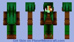 🎃 Pumpkin pie 🎃 Minecraft Skin