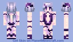 [Kari] Succubus Minecraft Skin