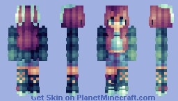 Chatie l Random FS Minecraft Skin