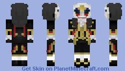 Doctor Who Clockwork Minecraft Skin