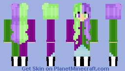 Annabelle Bat| Gemini~Zodiac Sign| TheGirlyGirl Minecraft Skin