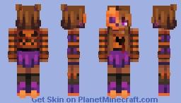 step off my pride Minecraft Skin