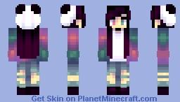 sweater weather Minecraft