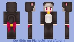 Kitten Onesie Minecraft Skin