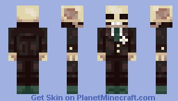 Haunted House Minecraft Skin