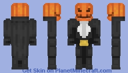 Halloween - Skintober Day 31 Minecraft Skin