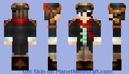 🐎 Μεℜιδα 🏹- Logan Camelot. (My cousin) Minecraft Skin