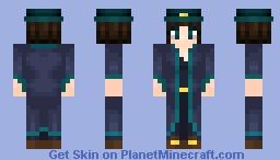 The Witch // JaxSkins // Series 4 // 24 Minecraft