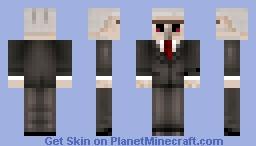 Iron Gentleman Minecraft Skin