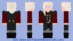 Ser Laenor Velaryon Minecraft Skin