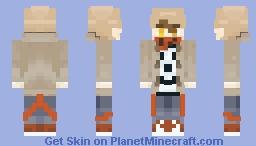 David From Lalin S Curse 3 Minecraft Skin