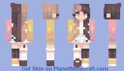 marcelle // fs Minecraft Skin