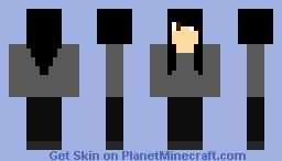 Asian Girl Cute Minecraft Skin