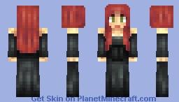 Gothic Minecraft Skin