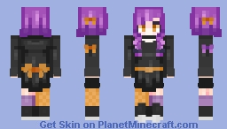 - Monika Fanskin - Minecraft Skin