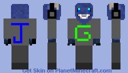 Jerrison In The Lack Of Color Skin Minecraft Skin