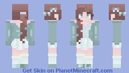 snazz - Stuffles' reshade contest Minecraft Skin