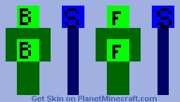 Endless Hills Skin Template Minecraft Skin