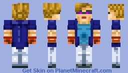 The Hammer Minecraft Skin