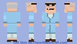 A Skin Minecraft