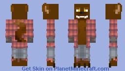 Werewolf - 2018 (Custom Skin) Minecraft Skin