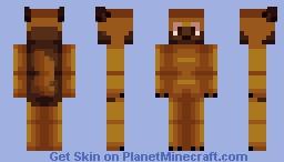R.I.P Lucky  Minecraft Skin
