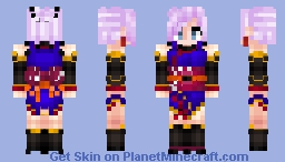 saber minecraft skins planet minecraft