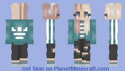 Perfect to me [CE] ~aliah Minecraft Skin