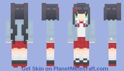 cherry girl - original Minecraft Skin