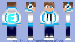 🎨 ElitiumDesign ☚v0.1☛ - City guy - RGB Minecraft Skin