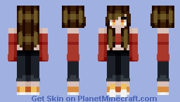 sweet dreams Minecraft Skin