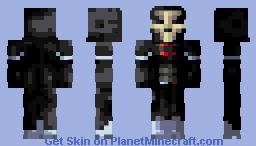 ℜomto- Reaper (skin request) Minecraft
